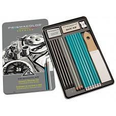 Prismacolor Premier 18 Parça Kara Kalem Seti